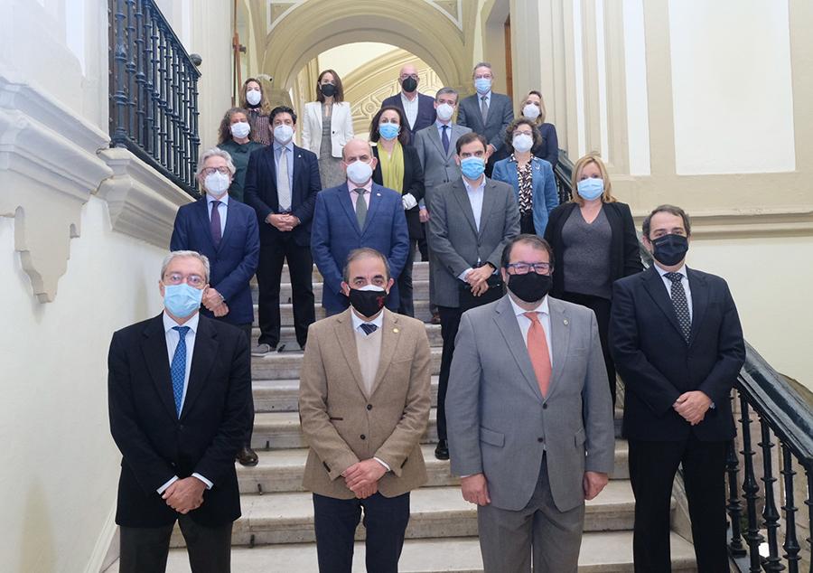 """Featured image for """"Los VIII Premios Manuel Losada Villasante reconocen la labor de cuatro investigadores de la US"""""""